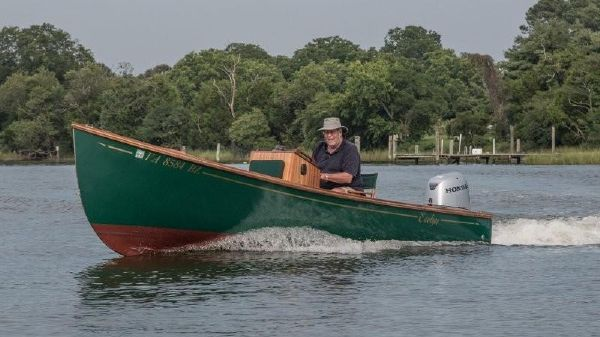 Skiff Jericho Bay Lobster Skiff
