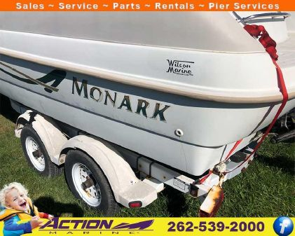 Monark Sun Lounger 215 image