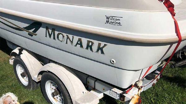 Monark Sun Lounger 215