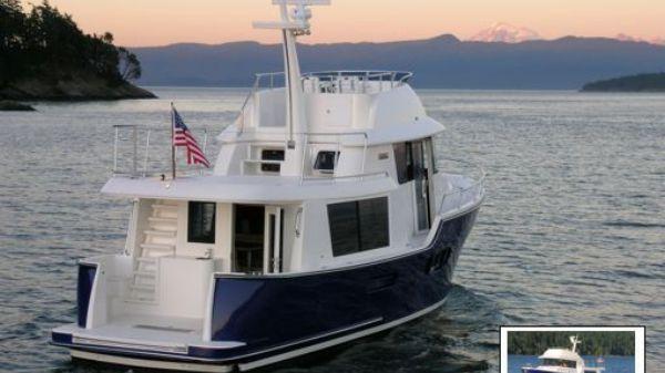 Fathom Pilothouse Fast Trawler