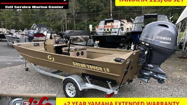 G3 Gator Tough 18 CCJ