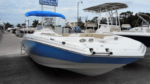 NauticStar 203SC Sport Deck 2017 NauticStar 203 SC Sport Deck Boat