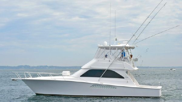 Viking Yachts 45 Convertible Port Side