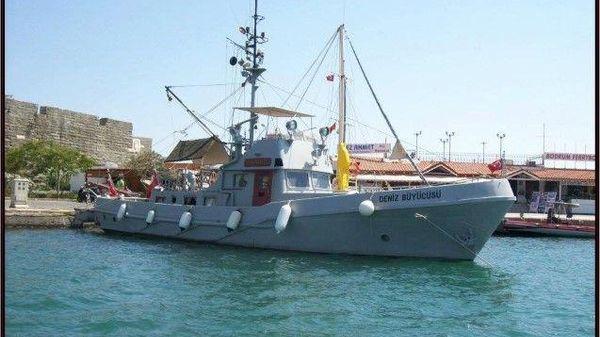 Van den Hoven Naval vessel