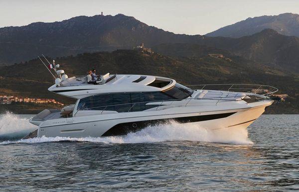 2020 Prestige 590 S