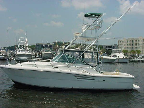 1999 Pursuit 3400 Offshore