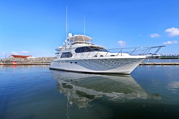 Ocean Alexander 58 Pilothouse - main image