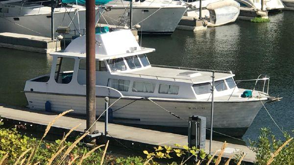 Northwest 33' Trawler