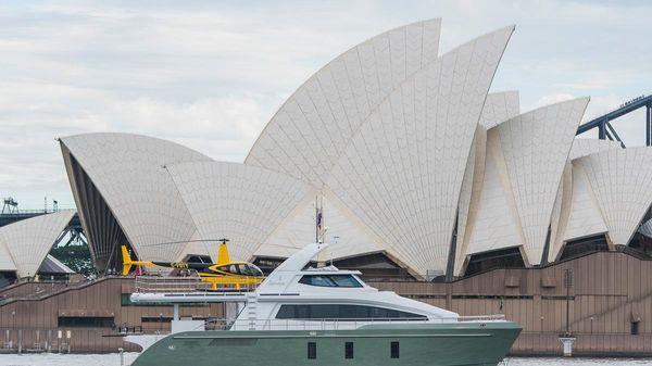 Pachoud Yachts 24m Exploration HeliCat