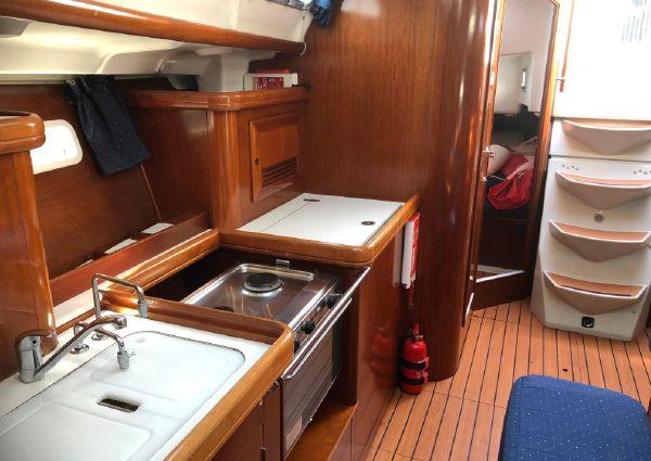 Beneteau Oceanis Clipper 393 image