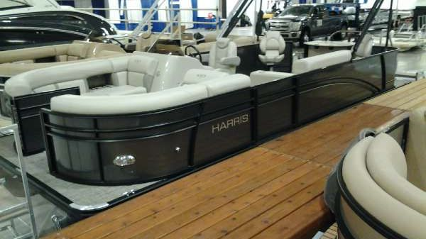 Harris FloteBote Cruiser 220 FC