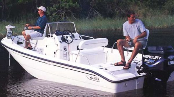 Used Boston Whaler Dauntless 18 Power Boats For Sale
