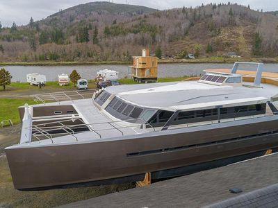 2021 Catamaran<span>Bloomfield 86 Motorsailor</span>