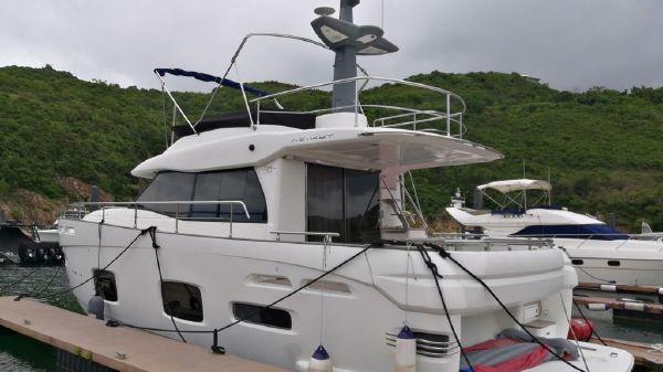 Azimut Megellano 50 Motor Yacht