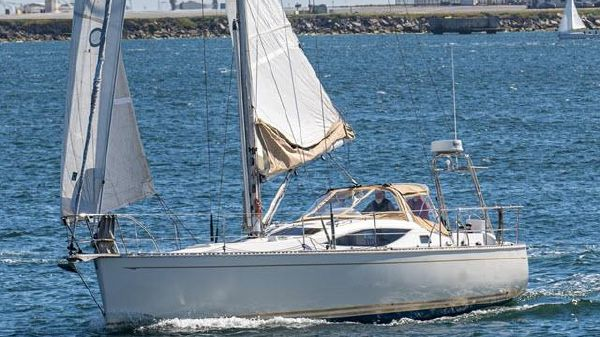 Pacific Seacraft Saga 409S