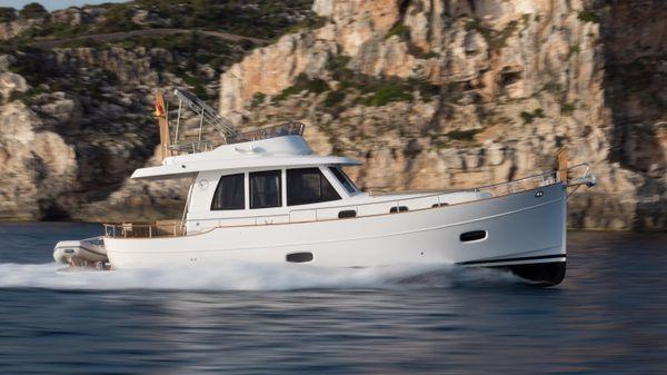 Sasga Yachts Menorquin 42 Flybridge Sasga 42 Flybridge for sale