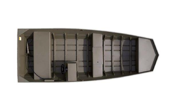 2021 Crestliner 1648M CR Jon