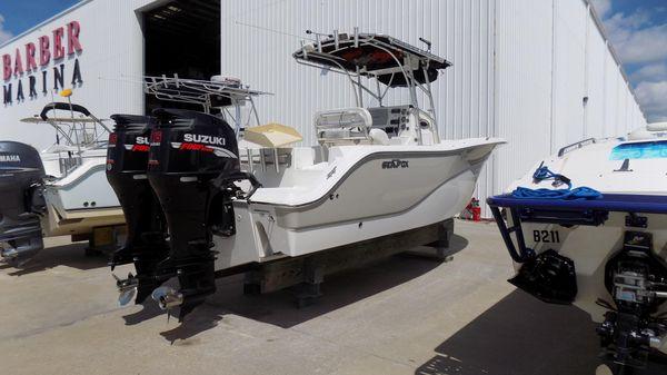 Sea Fox 256 Pro