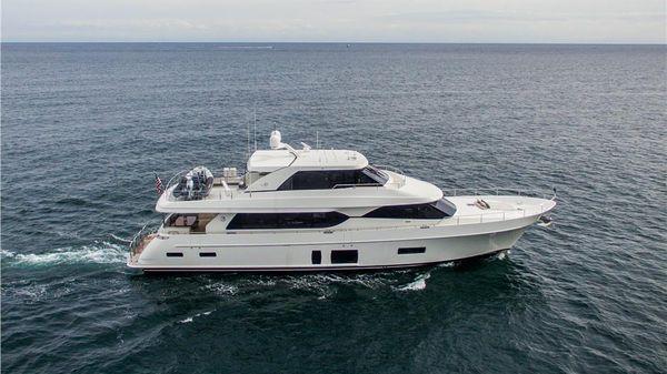 Ocean Alexander 90 Motoryacht Skylounge