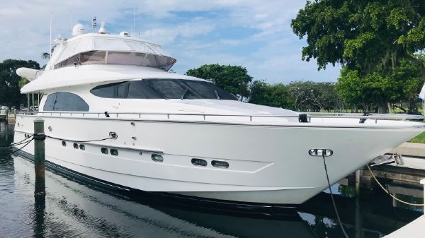 Horizon 76 Motoryacht
