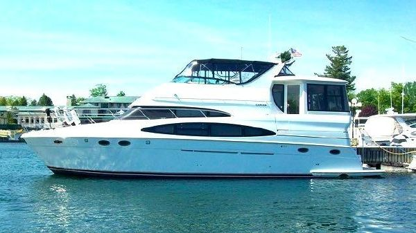CARVER YACHTS 506