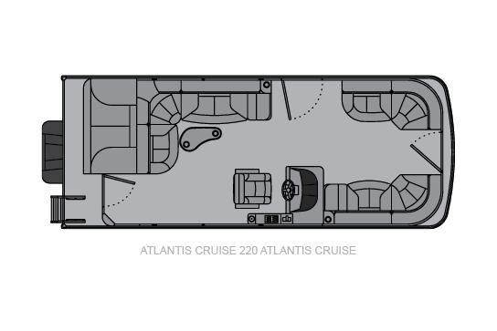 2021 Landau Atlantis 220 Cruise