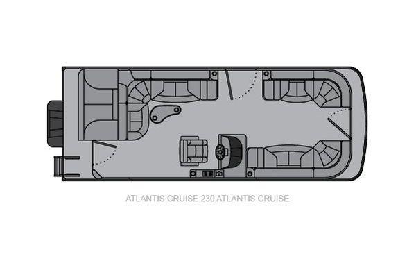 2021 Landau Atlantis 230 Cruise