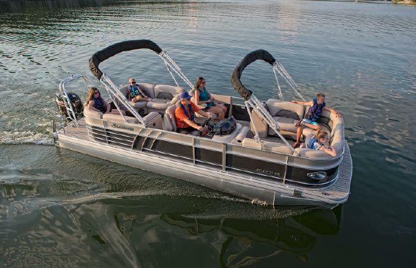 2021 Landau Atlantis 240 Cruise Rear Deck