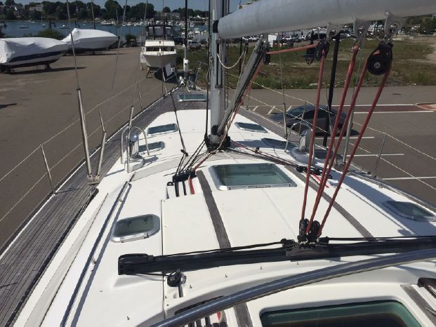 2009 Jeanneau Sun Odyssey 54 DS Sell Massachusetts