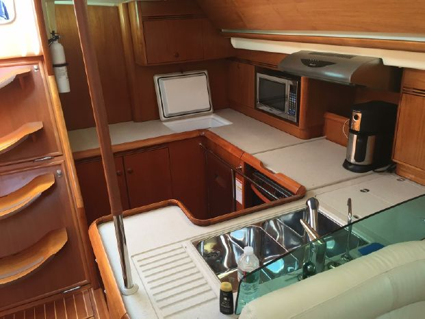2009 Jeanneau Sun Odyssey 54 DS Sell New England