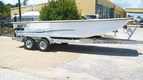 Carolina Skiff 2180 DLX KIT