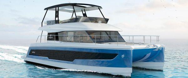 Fountaine Pajot Motor Yacht 40 image