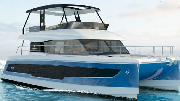 Fountaine Pajot Motor Yacht 40