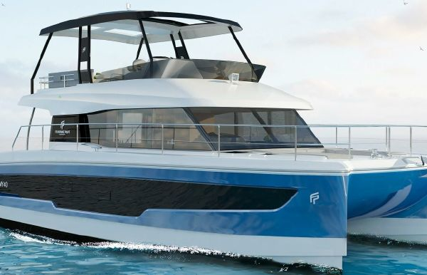 2019 Fountaine Pajot Motor Yacht 40