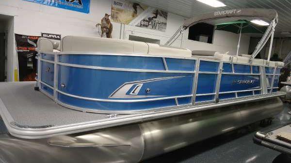 STARCRAFT MARINE EX 22 Starboard gate