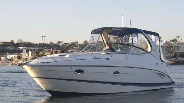 Maxum 3100 SE Port Profile