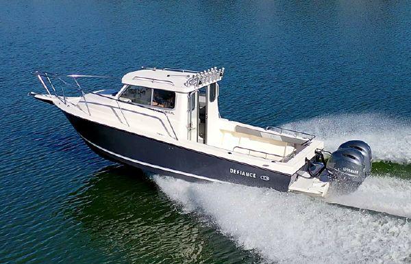 2021 Defiance Admiral 250 EX