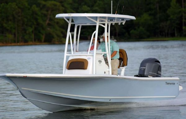 2019 Tidewater 2200 Carolina Bay