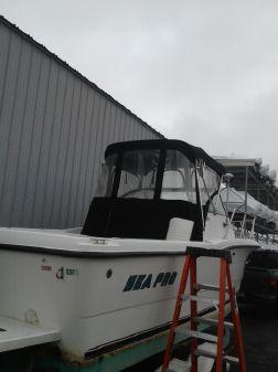 Sea Pro 235 Walk Around w TRAILER image