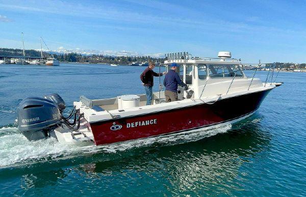 2021 Defiance Admiral 270 EX