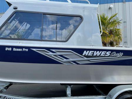 Hewescraft 240 Ocean Pro ET HT B3290 image