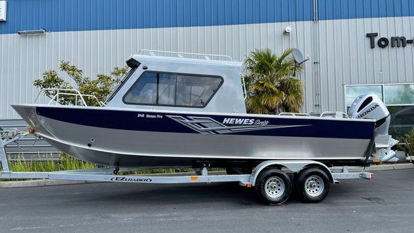 Hewescraft 240 Ocean Pro ET HT B3290