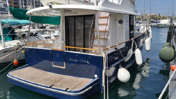 Beneteau. Swift Trawler 44