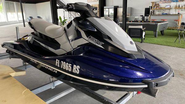 Yamaha WaveRunner JetSki