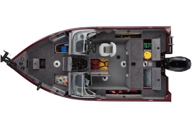 Tracker Pro Guide V-175 Combo image
