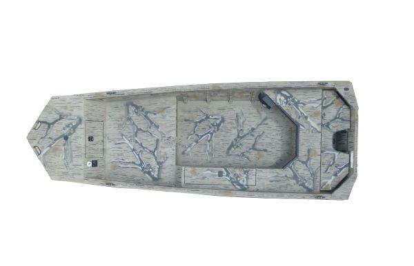 2021 SeaArk DXS 1652 DKLD