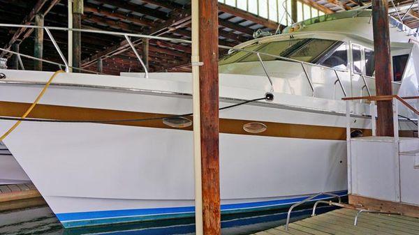 Ocean Alexander Motoryacht