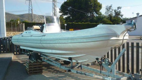 AGA Marine ATHOSPHERE 540