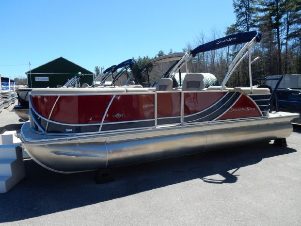 2019 south bay 523rs center ossipee, new hampshire - wards boat ... south bay pontoon wiring diagrams  wards boat shop