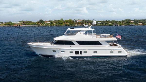 Ocean Alexander 83